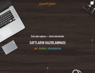 gamidov.com screenshot