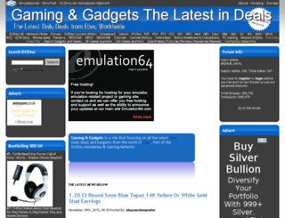 gamingandgadgets.com screenshot
