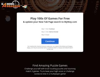 gamingassassin.com screenshot