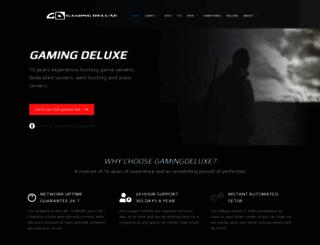 gamingdeluxe.co.uk screenshot