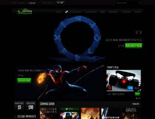 gamingdragons.com screenshot