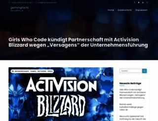 gamingfacts.de screenshot