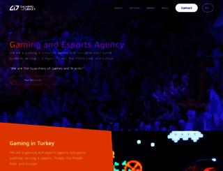 gaminginturkey.com screenshot