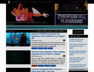gamingonlinux.com screenshot