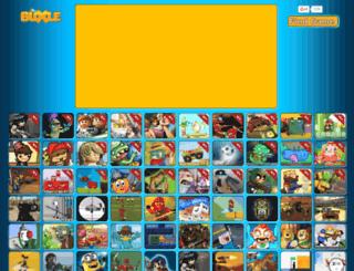 gaminima.com screenshot