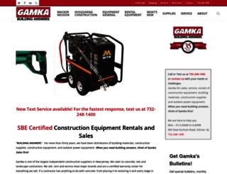 gamka.com screenshot