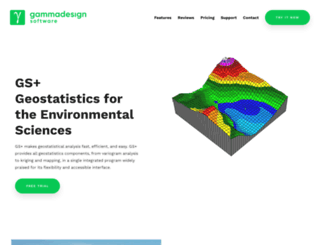 gammadesign.com screenshot