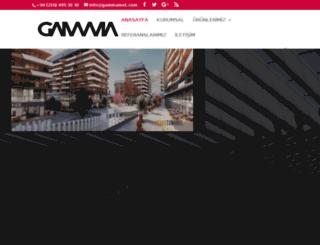 gammamet.com screenshot
