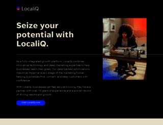 gammaoneconversions.reachlocal.com screenshot