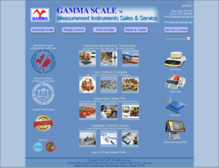 gammascale.com screenshot