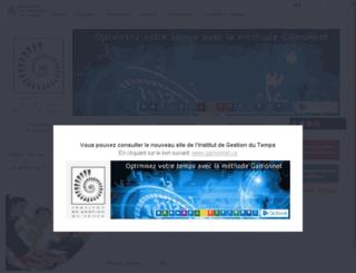 gamonnet.fr screenshot