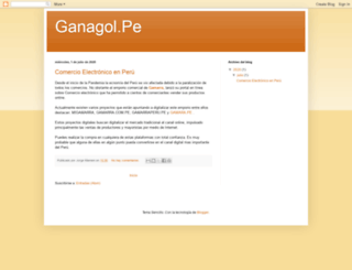 ganagol.pe screenshot