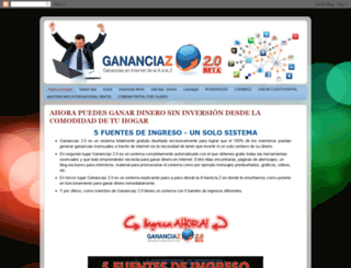 gananciaz2013.blogspot.com.ar screenshot