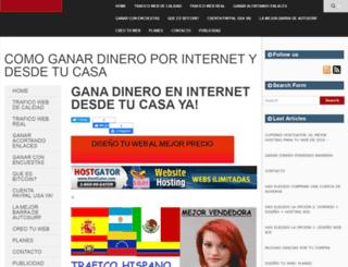 ganardinerointernet.biz screenshot