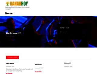 ganarhoy.com screenshot