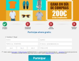 ganaturopa.com screenshot