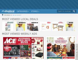 gandermountain.shoplocal.com screenshot