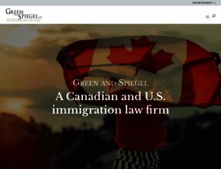 gands.com screenshot