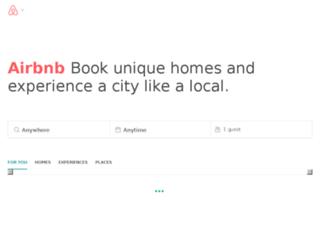ganesh.airbnb.com.au screenshot