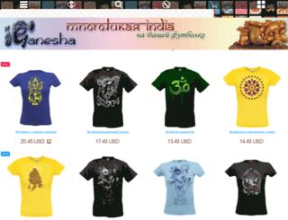 ganesha.prostoprint.com screenshot