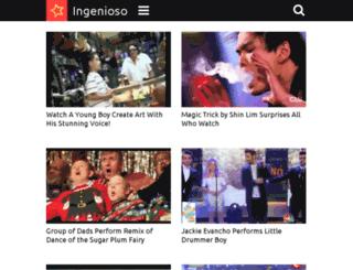 gangam.ingenioso.tv screenshot