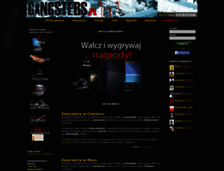 gangsters.pl screenshot