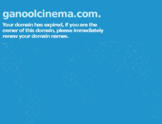 ganoolcinema.com screenshot