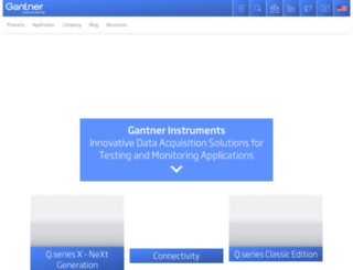 gantnerinstruments.com screenshot