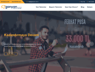 ganyandan.com screenshot