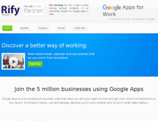 gapps.co.in screenshot