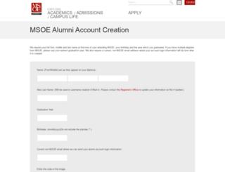 gapps.msoe.edu screenshot