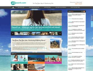 gapwork.com screenshot