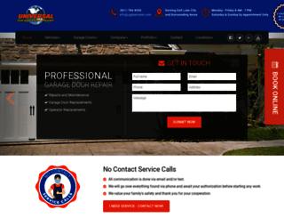 garagedoors-saltlakecity.com screenshot