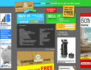 garagegone.com screenshot