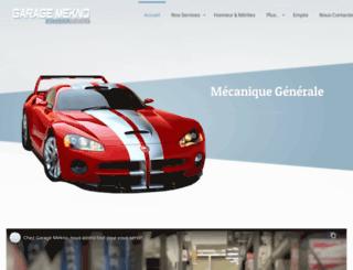 garagemekno.com screenshot