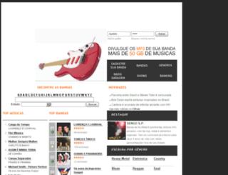 garagemmp3.com.br screenshot