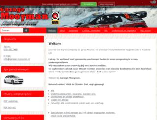 garagemooyman.nl screenshot