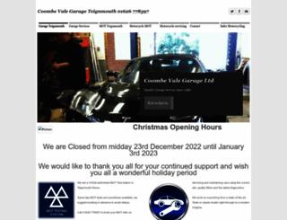 garageteignmouth.com screenshot