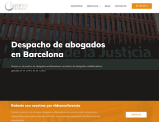 garanley.com screenshot