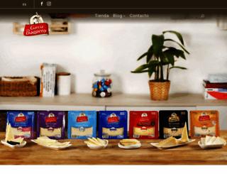 garciabaquero.com screenshot