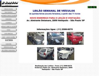 garcialeiloes.lel.br screenshot