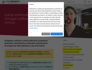 gardainformatica.it screenshot