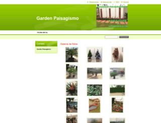gardem-paizagismo.webnode.com screenshot