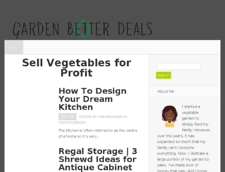 garden-betterdeals.com screenshot