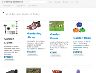 garden-greetings.com screenshot