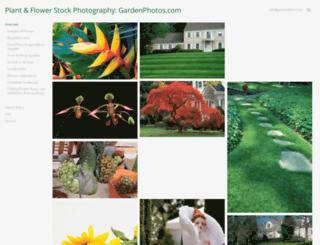garden-photos-com.photoshelter.com screenshot