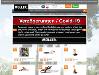 garden.professional-store.com screenshot