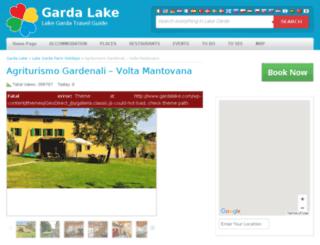 gardenali.com screenshot