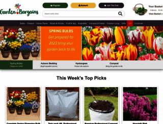 gardenbargains.com screenshot