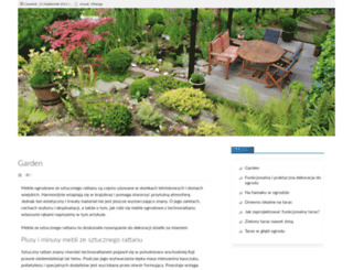 gardenco.com.pl screenshot